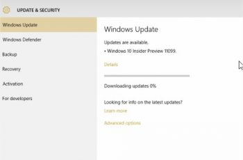 How to Fix Windows 10 Update Stuck Error at 0 percent
