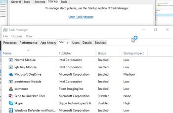 Stop Chrome from Opening on Startup Windows 10