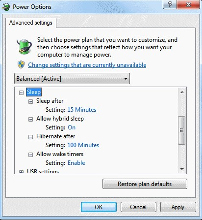 Windows 10 Wont Stay in Sleep Mode