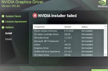 FIX Nvidia Drivers Windows 10 Crashing