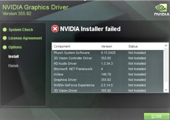 Nvidia Drivers Windows 10 Crashing - Preparing Windows