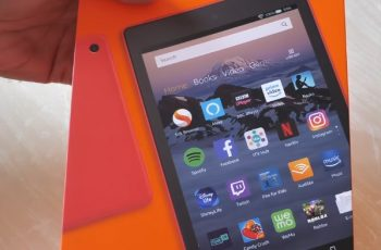 Kindle Fire not showing Up on Windows 10